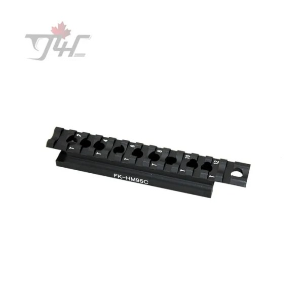 Scorpio Type97 Scope mount for Carry Handle T97NSR