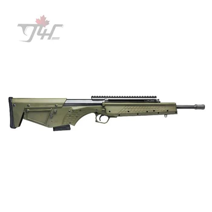 """Kel Tec RDB-C Hunter .223REM 20"""" BRL OD Green"""