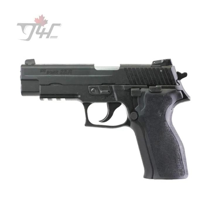 "Sig Sauer P226 Classic .22LR 4.5"" BRL Black"