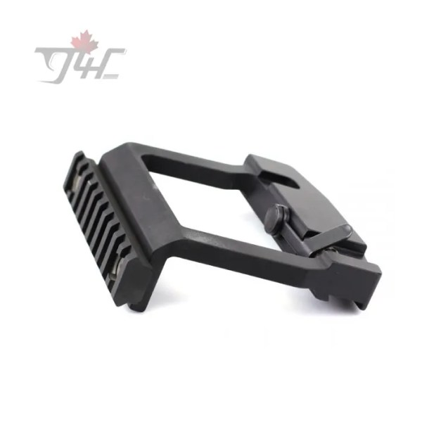 CSA VZ58 Red Dot Bridge Mount - Low Mount