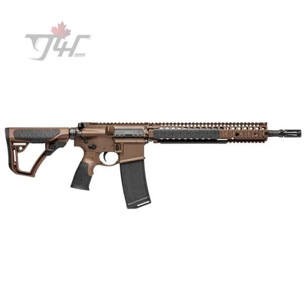 """Daniel Defense M4A1 5.56NATO 14.5"""" BRL Mil Spec Cerakote"""