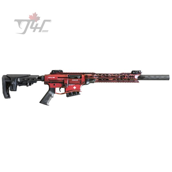 "Derya MK12 12Gauge 20"" BRL Canadian Red"