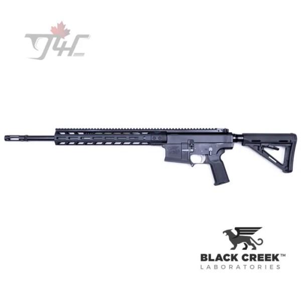 """Black Creek Labs BCL102 MK7 .308WIN 18.6"""" Black"""
