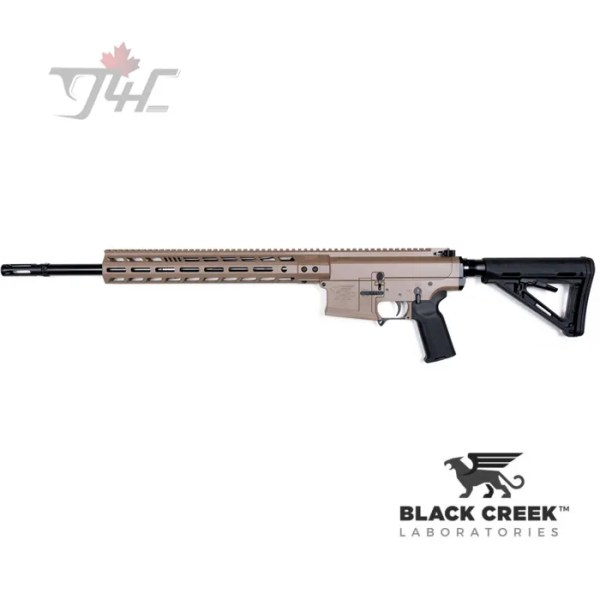 "Black Creek Labs BCL102 MK7 .308WIN 18.6"" FDE"