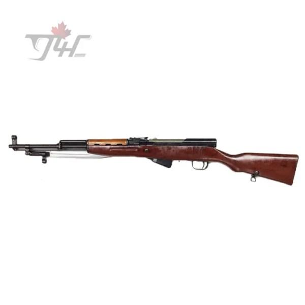 "Chinese SKS Type 56 Surplus w/Blade Bayonet 7.62x39mm 20"" BRL"