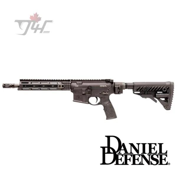 "Daniel Defense M4 V7P Law Tactical 5.56NATO 10.3"" BRL Black"