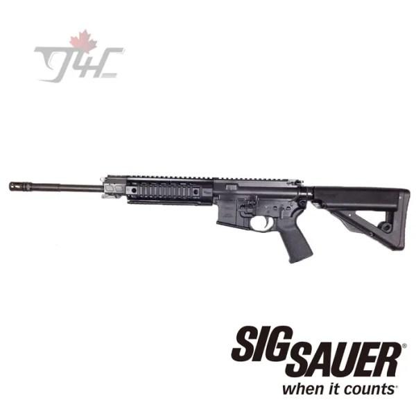 "Sig Sauer 516 Patrol 5.56NATO 16"" BRL Black"