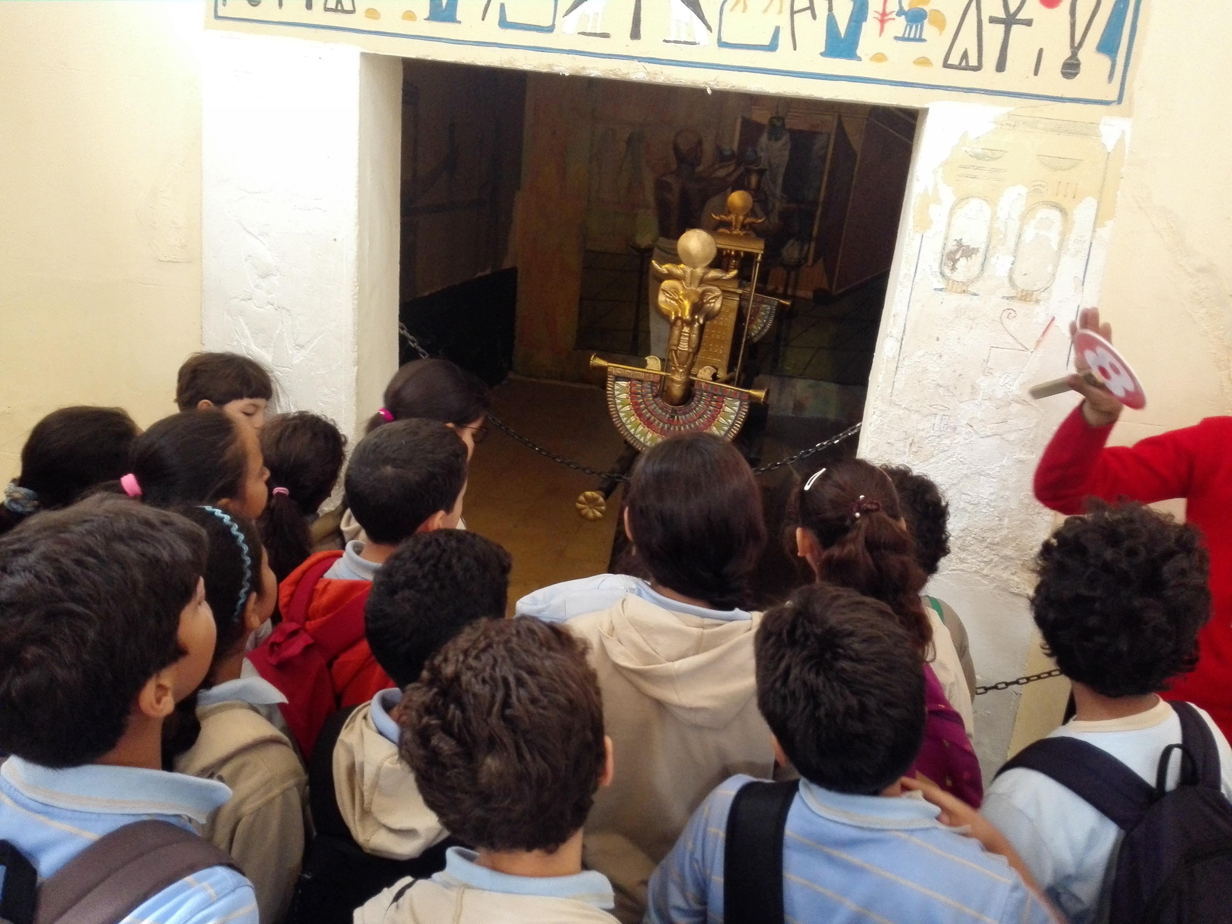 Pharaonic Village Trip