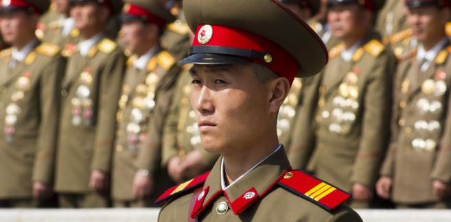 Żołnierz Korei Północnej