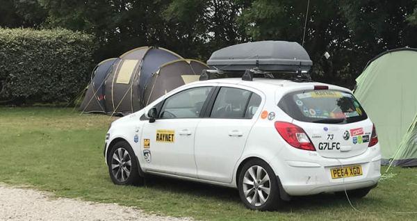Amateur Radio in Cornwall 2018