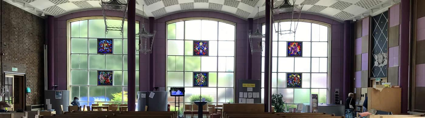 Christ Church Coventry - Interior