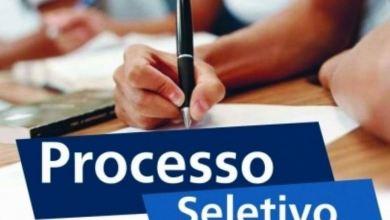Photo of Governo abre inscrições de processo seletivo para contratação de profissionais na área da Saúde