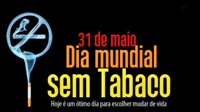 Photo of Dia Mundial Sem Tabaco 2018 alerta para doenças causadas pelo fumo