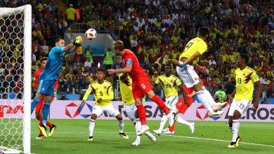 Foto de Inglaterra está nas quartas de final da Copa na Rússia