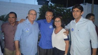 Photo of Márcio Coutinho participa de lançamento de pré-candidaturas do PRTB