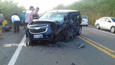 Photo of Acidente deixa taxista morto na BR 222