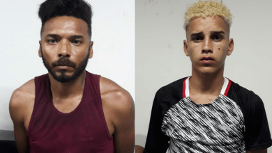 Foto de Assaltantes são presos em Paço do Lumiar-MA