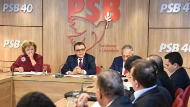 Foto de PSB é cortejado por outros partidos em busca de aliança
