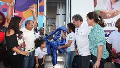 Photo of Sarney Filho participa de entrega da Carreta da Saúde