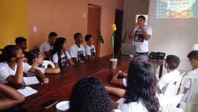 Foto de Oficina de Capacitação sobre o Selo Unicef em Bequimão