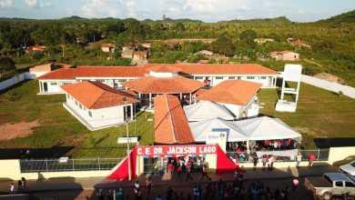 Foto de Escolas e hospital são inaugurados na Baixada Maranhense