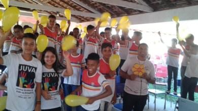 Photo of Prefeitura de Bequimão realiza o projeto Menina Consciente
