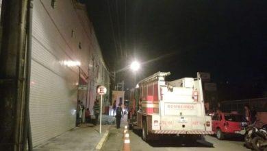 Foto de Incêndio atinge gerador de Hospital no MA