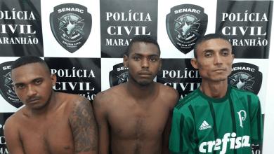 Foto de Polícia prende supostos traficantes