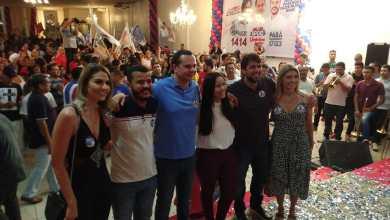 Foto de Umbelino Júnior apresenta seus candidatos a deputado
