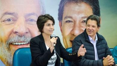"""Photo of """"Quem vai tirar Temer de lá sou eu"""", diz Manuela D'Ávila em coletiva de imprensa"""