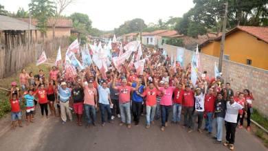 Foto de Zé Martins faz grande caminhada na Cidade Nova
