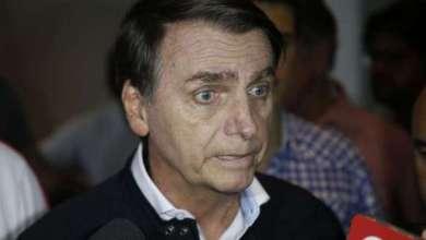 Foto de Bolsonaro na mira do TSE por Caixa 2