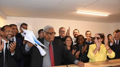 Foto de Mozart Baldez é o primeiro a registrar chapa para a eleição da OAB-MA