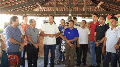 Foto de Weverton visita municípios agradecendo apoio