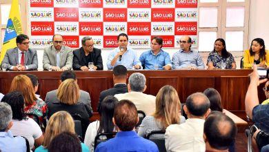 Foto de Prefeito Edivaldo lança 12ª edição da Feira do Livro de São Luís