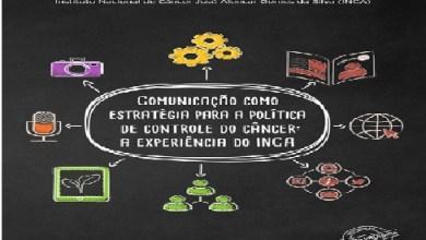 Foto de INCA publica hoje (29) livro sobre importância da comunicação na política de controle do câncer