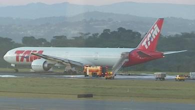 Foto de Tragédia aérea é evitada em Belo Horizonte-MG