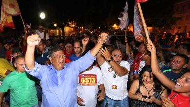 Foto de Flávio Dino tem contas de campanha aprovadas