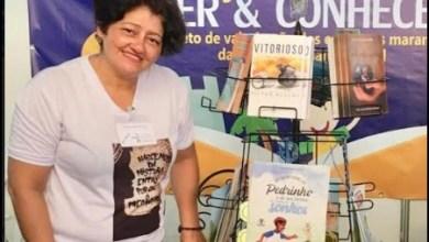 Foto de Escritora maranhense lança livro infantil no Ceará