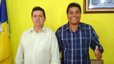 Foto de Valmir Costa é o novo presidente da Câmara de Vereadores de Bequimão-MA