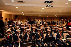 Foto de Flávio Dino entrega kits com instrumentos musicais a 17 municípios