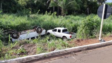 Foto de Acidente deixa sete pessoas da mesma família feridas no MA