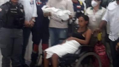 Photo of Criança nasce no Terminal do Porto de Cujupe