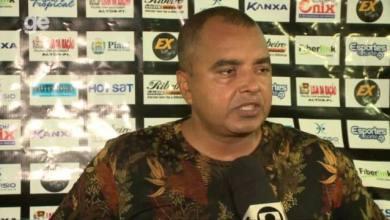 Foto de Novo gerente de futebol do Sampaio está cheio de marras com a imprensa