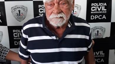 Photo of Idoso fogoso é preso acusado de estupro no MA