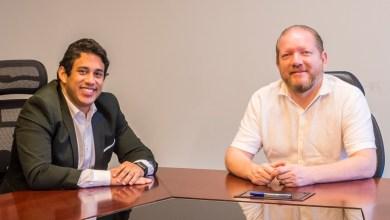 Foto de Othelino Neto recebe visita do presidente Osmar Filho