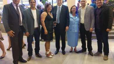 Photo of Coordenador da Sala do Empreendedor de Bequimão prestigia posse do novo presidente do Sebrae-MA