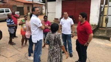 Photo of Bairros de São Luís são castigados pelas fortes chuvas