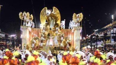 Photo of Estácio de Sá é campeã da Série A do carnaval carioca 2019