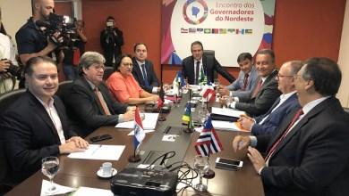 Photo of Flávio Dino participa de reunião com governadores do Nordeste